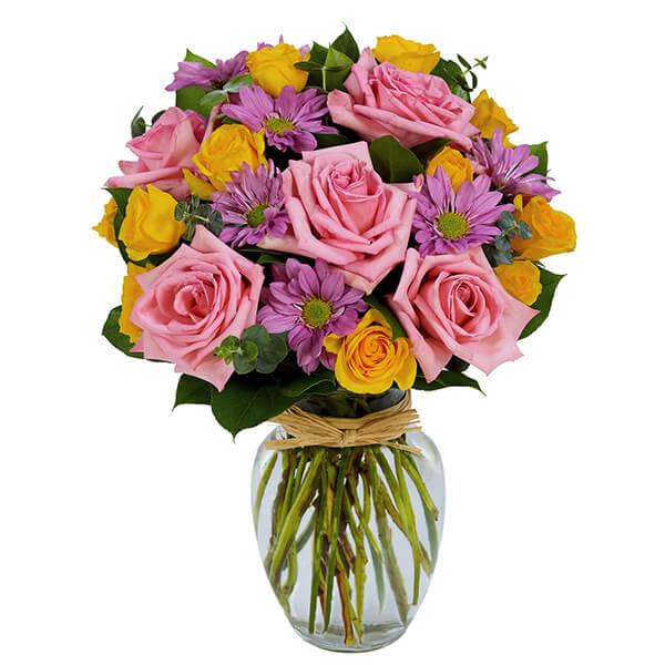 Spring Brilliance Bouquet