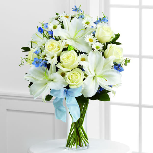 The FTD Sweet Peace Bouquet