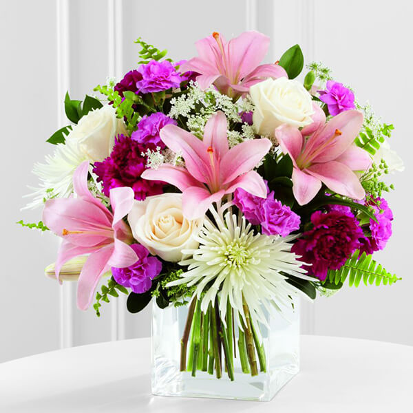 The FTD Shared Memories Bouquet