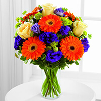 The FTD Rays of Solace Bouquet