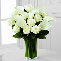 The FTD Sweet Solace Bouquet